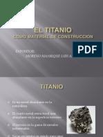 El TITANIO.ppt