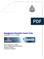 Management Information System Study