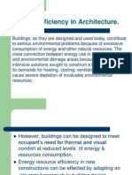 Energy Efficiency in Architecture-2!19!09-14