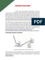ABR Dan Hidroulic Ram Pump