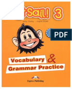 Set Sail 3 Vocabulary & Grammar Practice