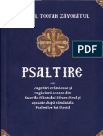 Sf.teofanZvoritul Psaltire