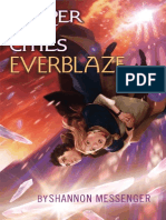 Everblaze (Keeper of the Lost Cities #3) Excerpt