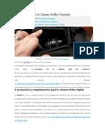 8 Accesorios que tu Cámara Réflex Necesita.pdf