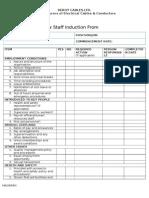 New Staff Induction Checklist-1