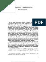 01. FERNANDO INCIARTE, Ser veritativo y ser existencia!.pdf