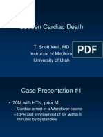 Suddent Cardiac Death