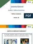 POLITICA CAMBIARIA - UNIDAD 2 - SESIÓN N° 18.ppt