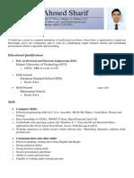 CV Nasif Final