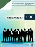 IIML Casebook 2014-15