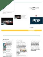 mechanic brochure