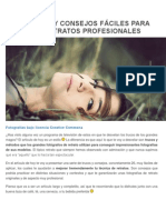 26 TRUCOS Y CONSEJOS FÁCILES PARA UNOS RETRATOS PROFESIONALES.pdf