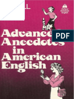 Anecdotes Advanced