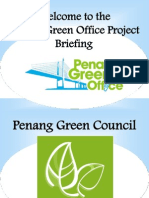 Penang Green Council - Green Office - ppt.ppt