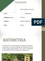 BATIMETRIA.pptx