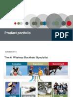 ESTUDIO - Ceragon Product portfolio Quick Presentation Oct2013.pdf