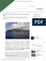 Isla del Coco, la isla de los dinosaurios esta en Costa Rica.pdf