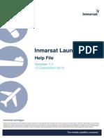 Inmarsat LaunchPad Generic Help En