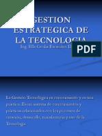 Temma 1 GESTION ESTRATEGICA DE LA TECNOLOGIA.ppt