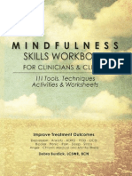 Mindfulness Skills Workbook for Clinicians - Debra
