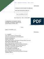 Cambridge University Press, et al. v. J.L. Albert, et al.