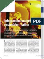 Integracion Energetica en America Latina