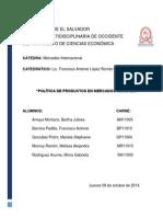 POLÍTICA DE PRODUCTOS EN MERCADOS GLOBALES.pdf