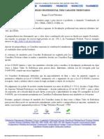 ANUIDADE DE CONSELHO PROFISSIONAL TEM CARÁTER TRIBUTÁRIO.pdf