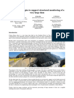 1333060754 New Methodologies to Support Structural Monitoring of a Very Large Dam