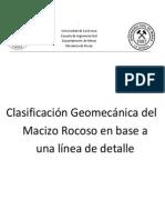 Informe 1 - Clasificación Geomecánica RMR.pdf