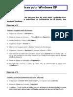 exercices win xp debutants.pdf