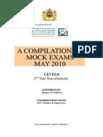 Mock Exam Compilation 2010