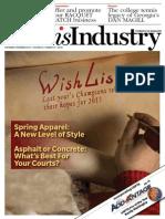 201411 Tennis Industry magazine
