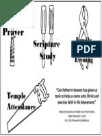 Tools for Faith