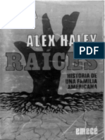 Raices - Haley Alex.epub