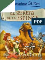 Geronimo Stilton - El Secreto de la Esfinge (PlanetaJunior,2009)(55p).pdf