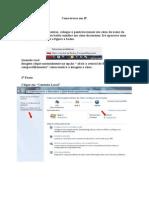 Como trocar um IP duplicado.doc