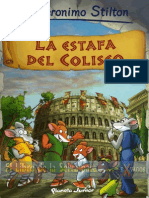 Geronimo Stilton. La estafa del Coliseo.pdf