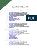 indian ocean trade webquest links