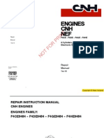 Case New Holland Kobelco Iveco Komatsu F4CE F4DE F4GE F4HE Service Repair Manual For Engine Overhaul ( Mechanical Injection and Electronic Common Rail ).pdf