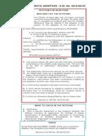 STEPS Domestic Adoption AM 02-6-02-SC