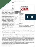 The Legend of Zelda - Wikipedia, la enciclopedia libre.pdf