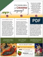 Orthodox Christian Why Christmas