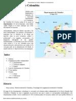 Departamentos de Colombia - Wikipedia, la enciclopedia libre.pdf