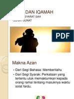 Azan Dan Iqamah Slide