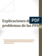 Explicaciones de los problemas de las PPA.pptx