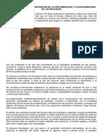 EL MEDIO AMBIENTE LA PREVENCION DE LA CONTAMINACION Y L SOSTENIBILIDAD DE LOS ERECHOS}.docx