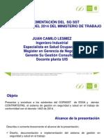 IMPLEMENTACIÓN DEL SG SST.pdf
