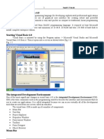 Visual Basic 6.0 Notes short