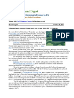 Pa Environment Digest Oct. 20, 2014